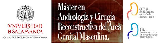 Máster en Andrología y Cirugía Reconstructiva del Area Genital Masculina – Universidad de Salamanca 2021