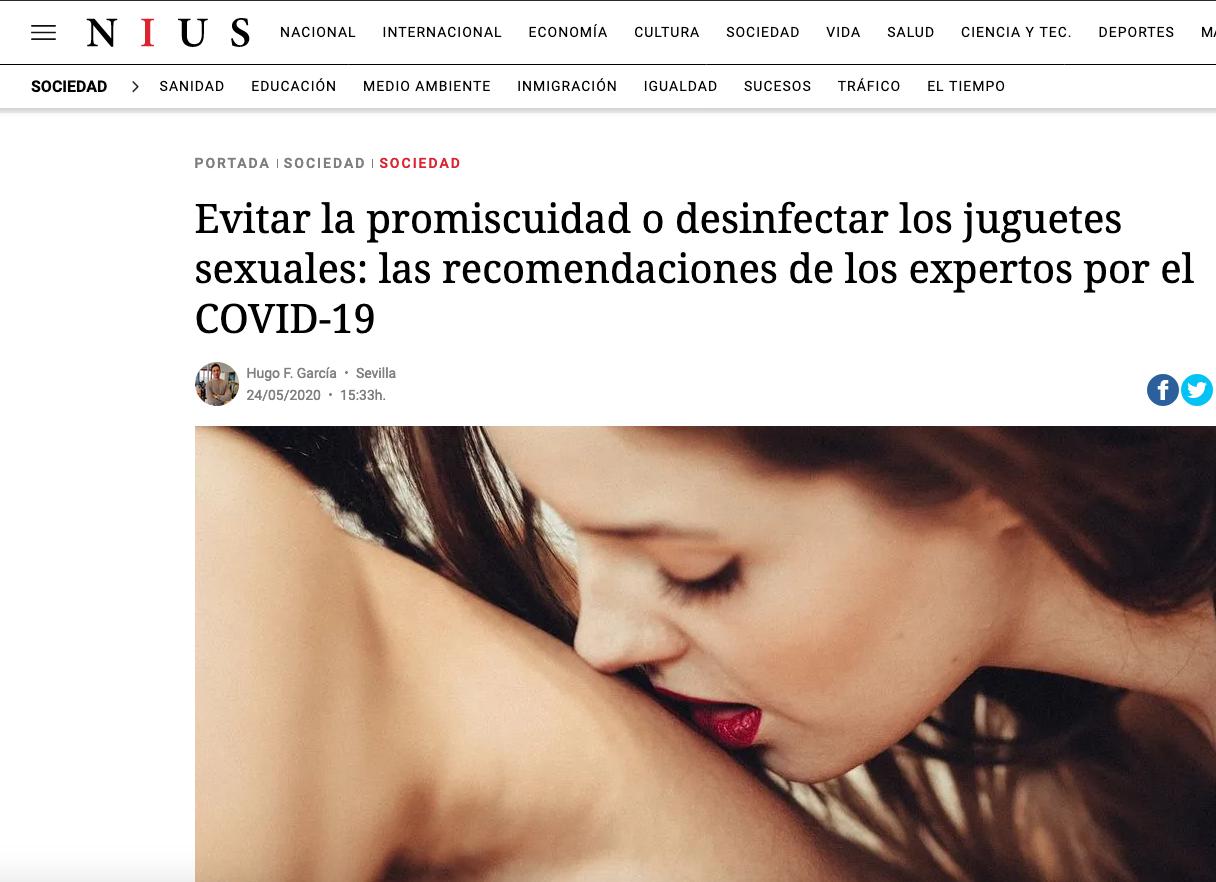 Dr. Juan Manuel Poyato Galán. Recomendaciones por el COVID-19